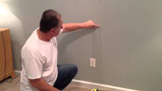 Download How to install a wall mounted upholstered headboard from Home Emporium Video