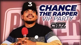 Download Chance The Rapper Talks Kanye Collab Project, The Beyonce VMA Moment, + Struggles To Success Video