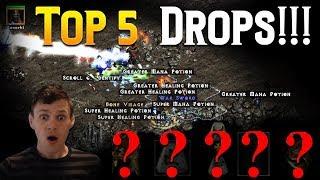 Download Diablo 2 -TOP 5 Drops live 2018 (1/2 year) Video