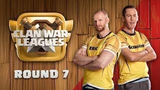 Download Clash of Clans Live | Clankriegs Liga finale Runde | Rathaus 12 Aktion | coc deutsch / german Video