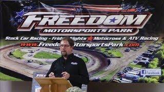 Download 2017 Freedom Motorsports Park Banquet Video