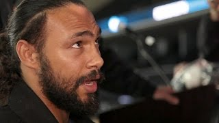 Download Keith Thurman responds to Angel Garcia's inappropriate comments at Press Conference Video