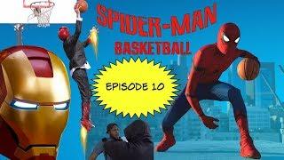 Download Spiderman Basketball Episode 10 feat. Ironman Video