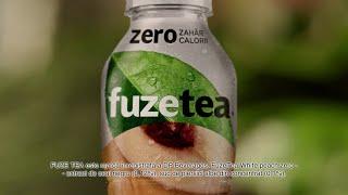 Download FuzeTea // Extract de ceai negru si suc de piersici albe Video