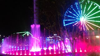 Download Paula Deens christmas tree lighting at the Island in Pigeon Forge Video