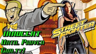 Download Street Fighter: The Legend of Chun-Li is INNOCENT Until Proven Guilty! Video
