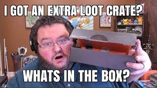 Download A BONUS LOOT CRATE BOX? MAY 2017 LOOT CRATE UNBOXING - GUARDIANS! Video