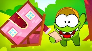 Download Om Nom Stories - Engineer - Dream job: Season 7 - Cut the rope - Kedoo ToonsTV Video