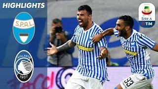 Download SPAL 2-0 Atalanta | Petagna Brace Confirms Comfortable Victory! | Serie A Video