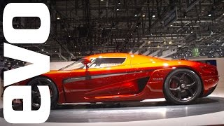 Download Koenigsegg Regera. The facts, the figures, the incredible hypercar | evo MOTOR SHOWS Video