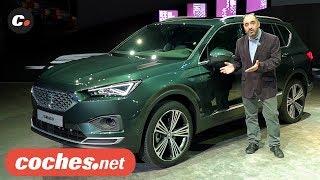 Download SEAT Tarraco SUV 7 plazas | Presentación Estática / Review en español | coches Video