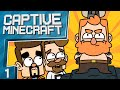 Download SIMON'S IN CHARGE - Captive Minecraft 1.10 [#1] Video