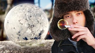 Download I Tried To Master The Ice Bubble Video