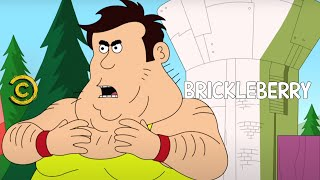 Download Brickleberry - The Ranger Games Video