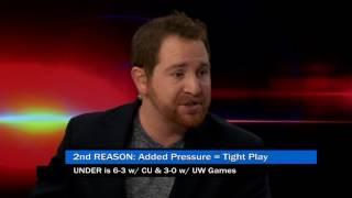 Download Free Picks: Washington vs. Colorado (Pac 12 Championship Betting) Video