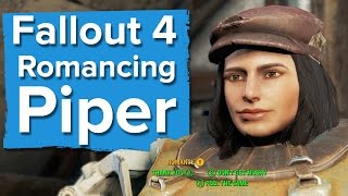 Download Fallout 4 - What happens when you romance a companion? (new gameplay) Video