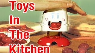 Download Toys In The Kitchen - Christmas Products Video