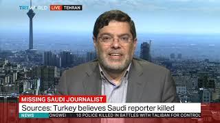 Download Jamal Khashoggi Missing: Interview Mohammed Marandi Video