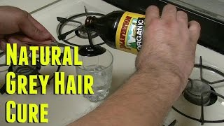 Download DIY : How to Get Rid of Grey Hair Naturally Gray Hair Cure for men and women Video