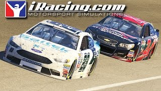 Download iRacing NASCAR Series at Homestead FINAL Video