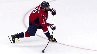 Download Ovechkin gets one back to cut Crosby, Penguins' lead in half Video