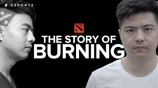 Download The Story of BurNIng: The ″B-God″ (Dota2) Video