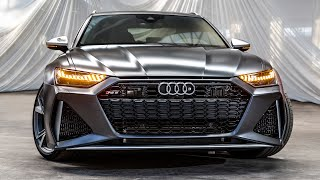 Download REVEAL! 2020 AUDI RS6 AVANT - MOST ANTICIPATED CAR OF THE YEAR! - 600HP/800NM V8 TWINTURBO Video