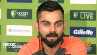 Download 'We'll need to be at our absolute best' says Virat Kohli Video