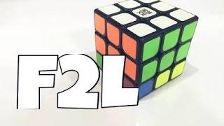 Download [CFOP] F2L Algoritmaları Video