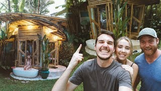 Download THE COOLEST AIRBNB IN BALI! Video
