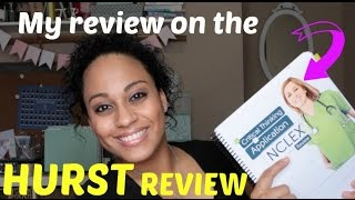 Download Passed NCLEX-RN   My opinion on the Hurst Review Video