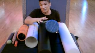 Download Foam Rollers: Differences and What they do. Video