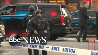 Download New York City on heightened alert after ISIS-inspired attack Video