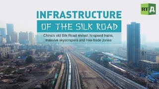 Download China's old Silk Road revival: hi-speed trains, massive skyscrapers and free-trade zones Video