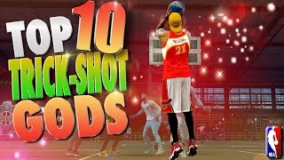 Download NBA 2K17 Top 10 TRICK SHOT GOD Plays Of The Week! Video