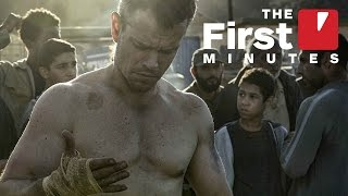 Download Jason Bourne: The First 5 Minutes Video