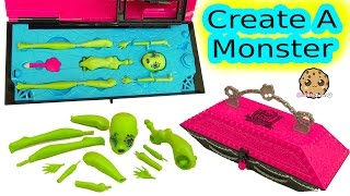 Download Create A Monster High Doll Design Lab Maker with Water Chamber Machine - Video Video