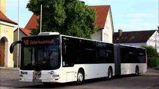 Download MAN Lion´s City G - ZF Ecolife FULL KICKDOWN! Video
