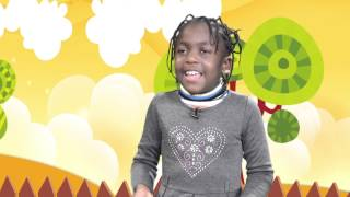 Download South Africa's youngest author speaks about her book Smelly Cats Video
