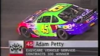 Download Adam Petty - The Drive Behind The 45 Video