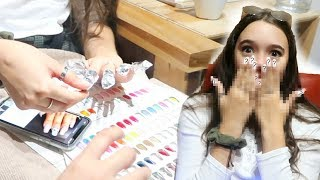 Download I Get $200 Acrylic Nails Done in NYC! Too much $$$? Fiona Frills Video