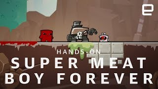 Download Super Meat Boy Forever at E3 2018 Video