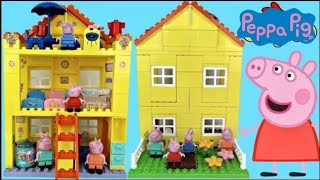 Download Peppa Pig Family House DUPLO Lego Construction Set with George Video