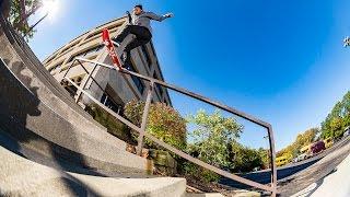 Download Rough Cut: Chaz Ortiz's ″Metropolis″ Part Video