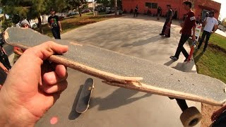 Download WORST EVER SKATEBOARD AT THE PARK?! Video