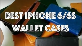 Download Best Wallet Cases for iPhone 6/6s Review | Why are these the Best? Video
