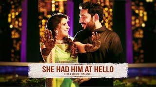 Download SHE HAD HIM AT HELLO - Neha & Gaurav Trailer Video