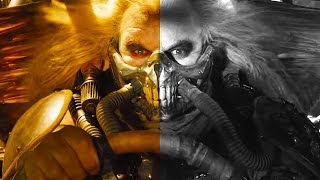 Download Mad Max: Fury Road Trailer in Black and White Video