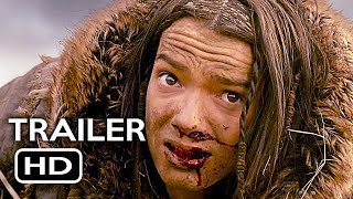 Download Alpha Official Trailer #1 (2018) Kodi Smit-McPhee, Natassia Malthe Drama Movie HD Video