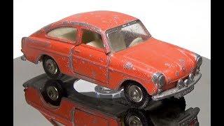 Download Matchbox Restoration: No67 Volkswagen 1600 TL Video